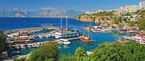 Antalya, Antalya Rehberi, Antalya Otelleri, Antalya Restoranları