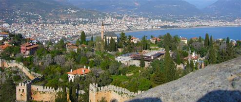 Alanya, Alanya Rehberi, Alanya Otelleri, Alanya Restoranları