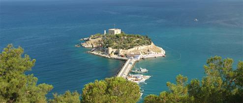 Kuşadası, Kuşadası Rehberi, Kuşadası Otelleri, Kuşadası Restoranları